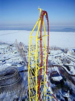 Cedar Point - Top Thrill Dragster