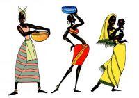 African ladies!!