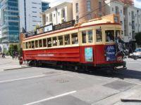 Christchurcu tram