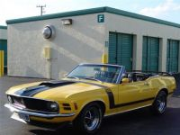 1970 Ford Mustang 302 Boss Convertible
