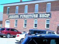 D1 - Amana Furniture store - and Manufacturing Center, Amana, Ia, Jul 2016