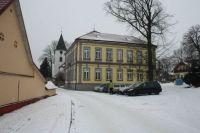 Škola a školka v Sázavce