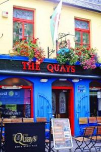 The Quays, Galway Ireland