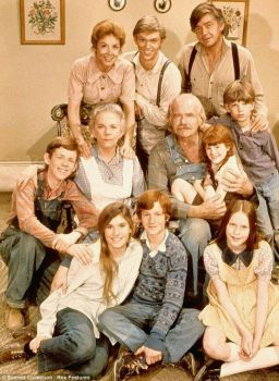 The Walton's Cast