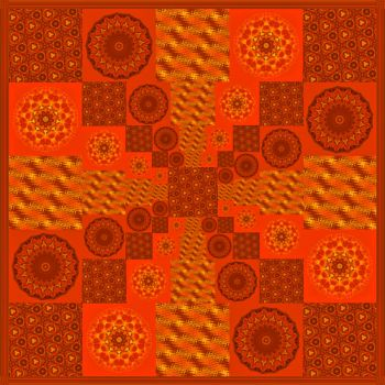 Let's play with orange #3
