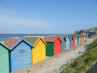 Colourful Whitby