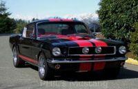 65 Mustang GT Fastback