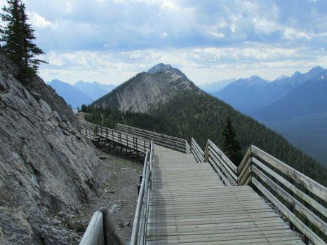 Banff in July