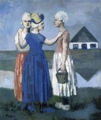 The three Dutchwoman - Tři Holanďanky - 1905