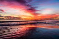 Bing sunset 2