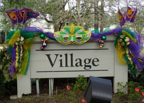 Mardi Gras is February 16