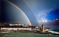 Rainbows in Cornwall UK