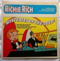 Richie Rich Mysteries of the Deep story record