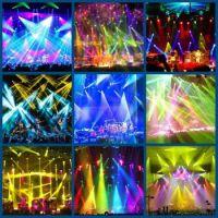 Phish concert lights