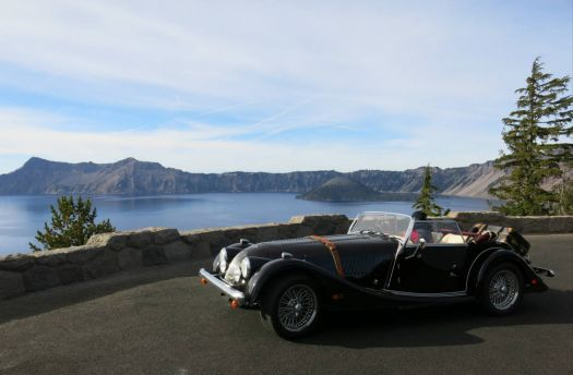 Morgan @ Crater Lake