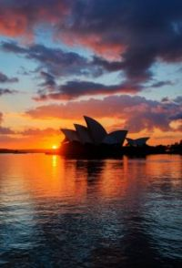 Sydney Opera House Australia-by Trey Ratcliff and Stuck in Customs