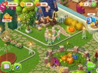 Gardenscapes Halloween 1