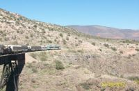 Verde Canyon, AZ RR