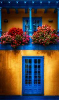 A Door in Spain