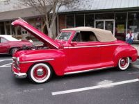 46 Plymouth convertible