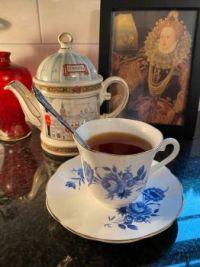 English Tea For Me