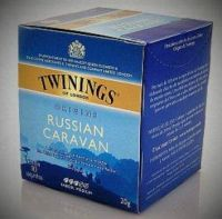 How wonderful - Twinings has just what I need for a Russian Tea Party!  *#4 of 4 in this theme.)