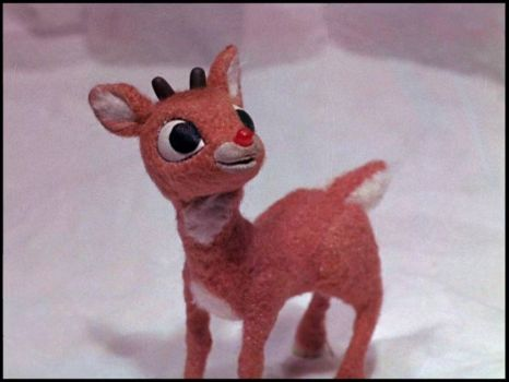 Rudolph The Red Nose Raindeer