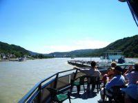 1 Rhine River Cruise, Germany.