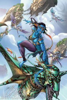Avatar by J.Scott Campbell