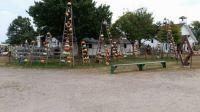 Amish ladder squash