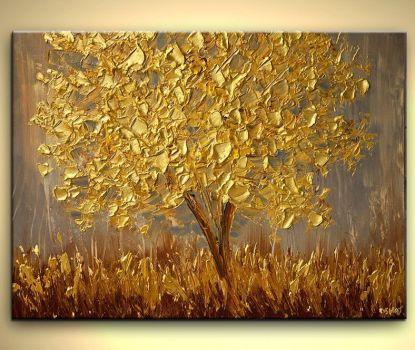 GOLD TREE - OSNAT TSADOV, ARTIST