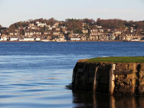 Broughty Ferry from Tayport