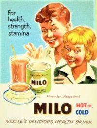 Themes Vintage ads - Milo