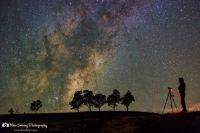 Milky Way, Australia
