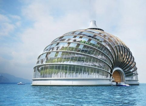 The Ark Hotel, China