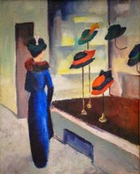 Expressionism of August Macke
