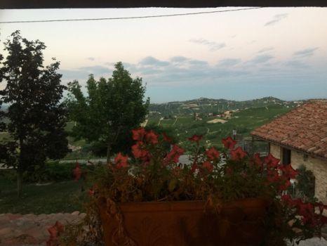 Sunset from Brusalino