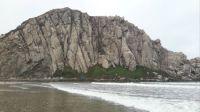 Morro Rock north side