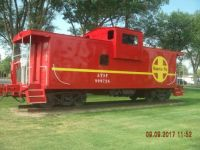 I think this is called a Caboose