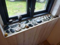 Our new windowsill