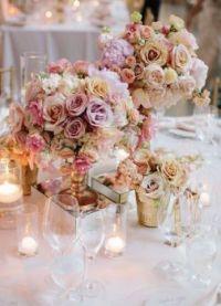 Blommorna på bordet!!