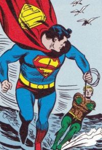JLA: just another day at sea