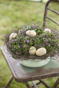 Ei ei het is bijna Pasen.