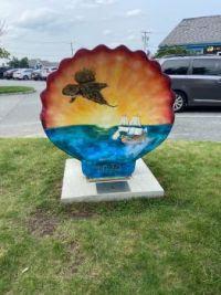 Mayflower shell