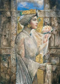 queen iranian-ancient