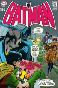 Batman vs. The Beatles