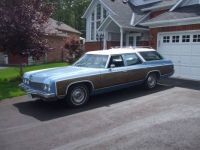 My '73 Chevy Caprice Estate Wagon