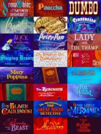 Disney Classics - How many have you Seen? (Theme)
