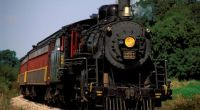 Ohio Central RR Steam Engine #1551