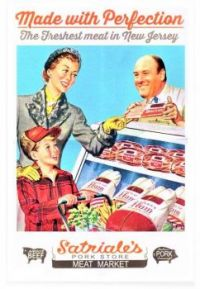 Themes Vintage ads - Satriales Meat Market